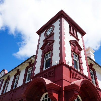 Old Tauranga Post Office