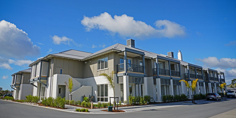 Pacific Coast Village Apartments